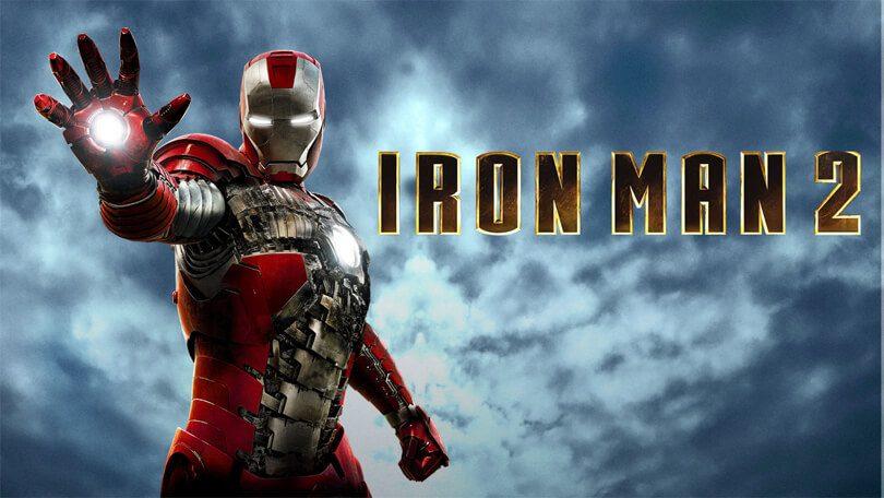 Iron Man2 Netflix