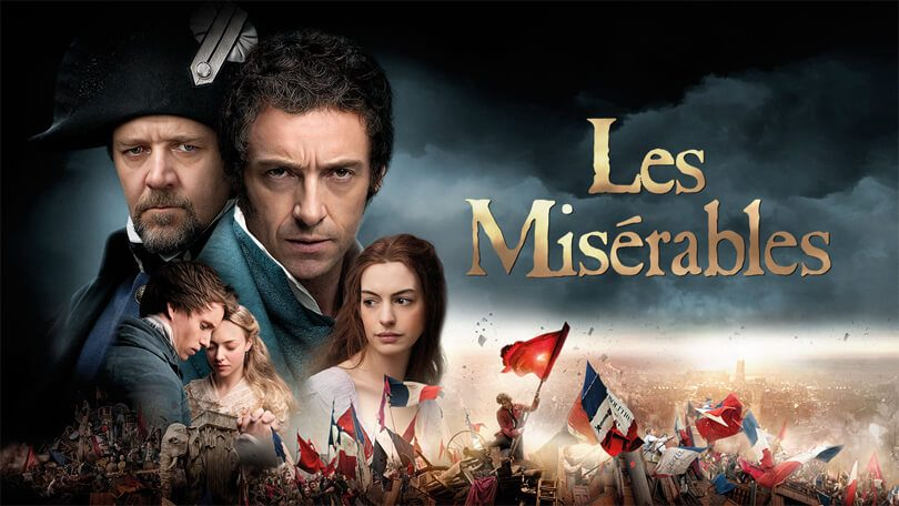 Les Miserables 2012 Netflix