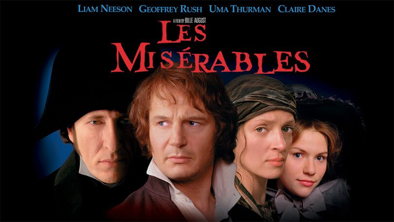 Les Miserables Netflix