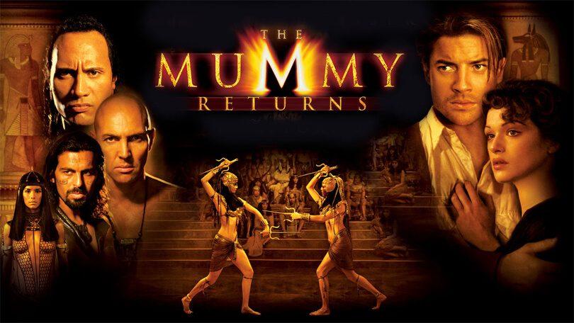 Mummy Returns Netflix