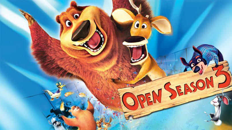 Open Season 3 Netflix
