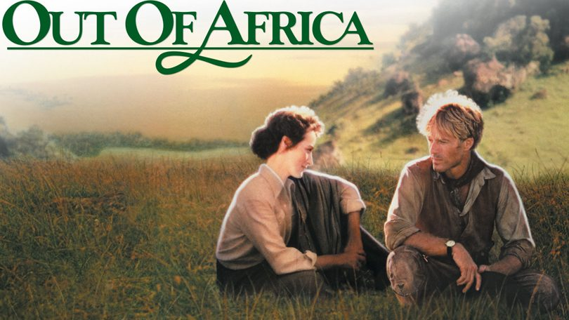 Out of Africa Netflix