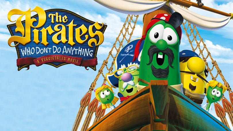 Pirates Who Don't Do Anything A Veggie Tales Movie Netflix