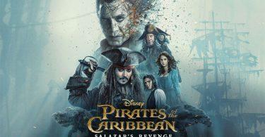 Pirates of the Caribbean Salazar's Revenge Netflix