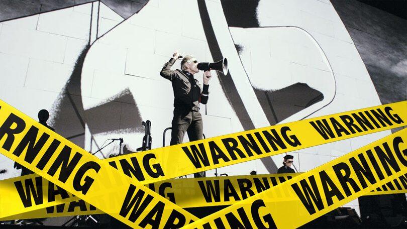 Roger Waters The Wall Verwijderd Netflix