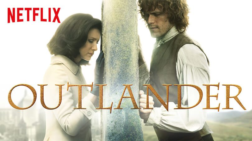 Outlander seizoen 3 Netflix