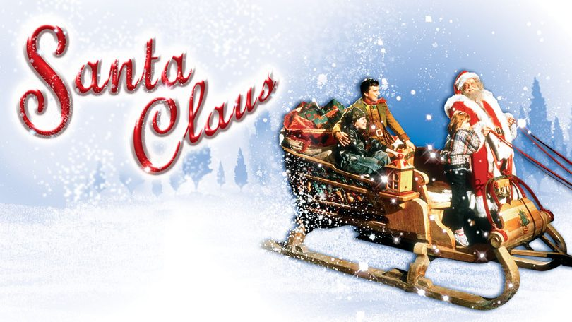 Santa Claus The Movie Netflix