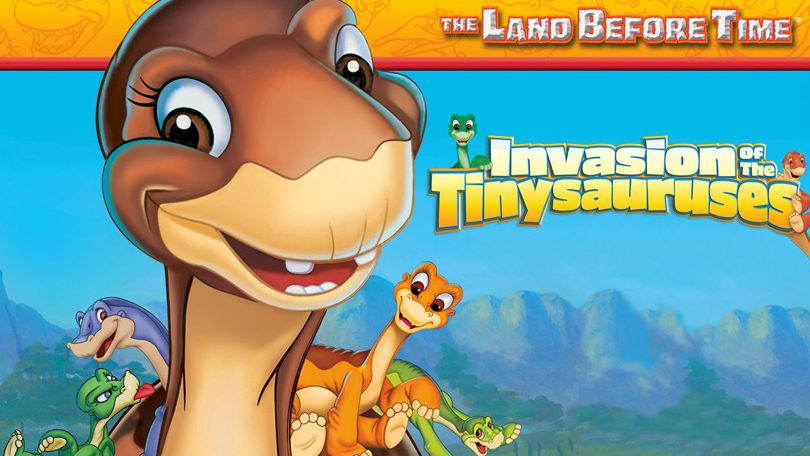 The Land Before Time XI The Invasion of the Tinysauruses Netflix