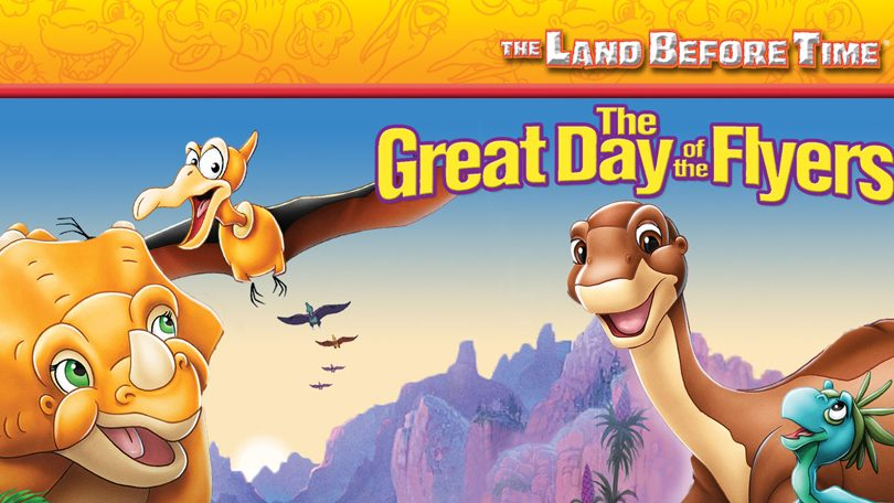 The Land Before Time XII The Great Day of the Flyers Netflix