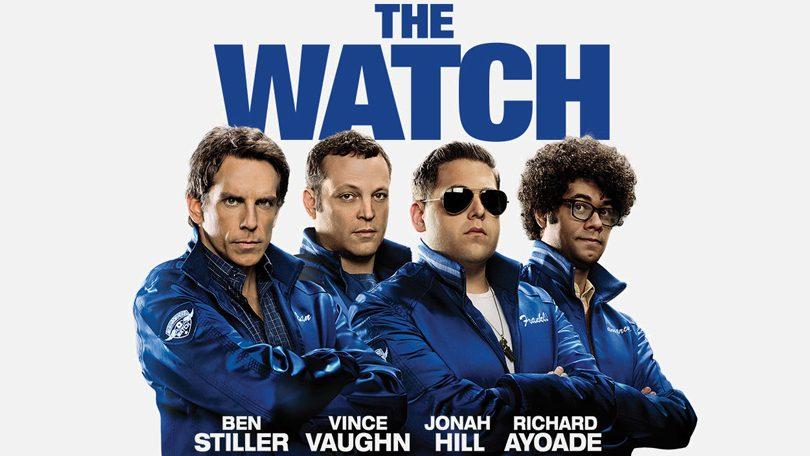 The Watch Netflix