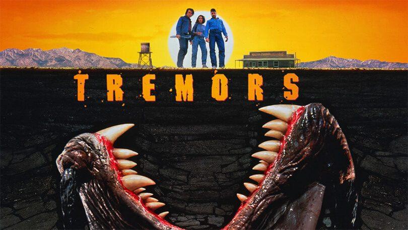 Tremors Netflix