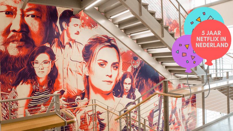 5 Jaar Netflix in Nederland