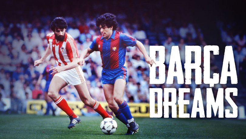 Barça Dreams Netflix