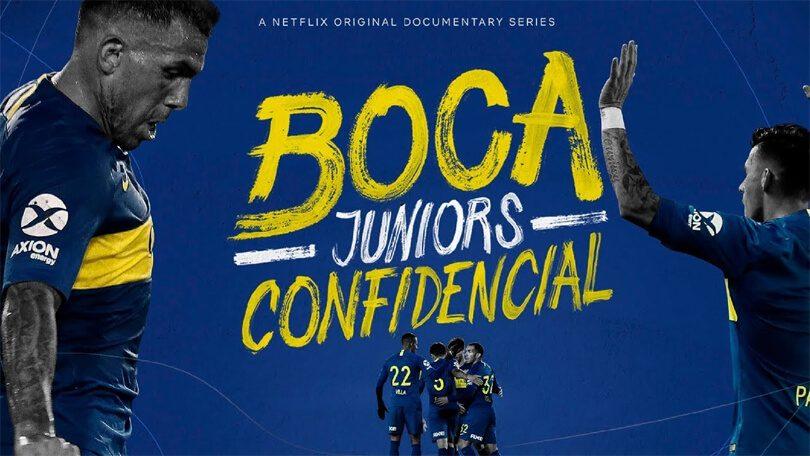 Boca Juniors Confidencial Netflix