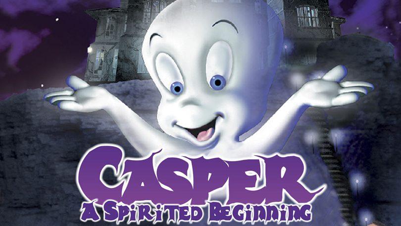 Caspers Geestige Avonturen Netflix
