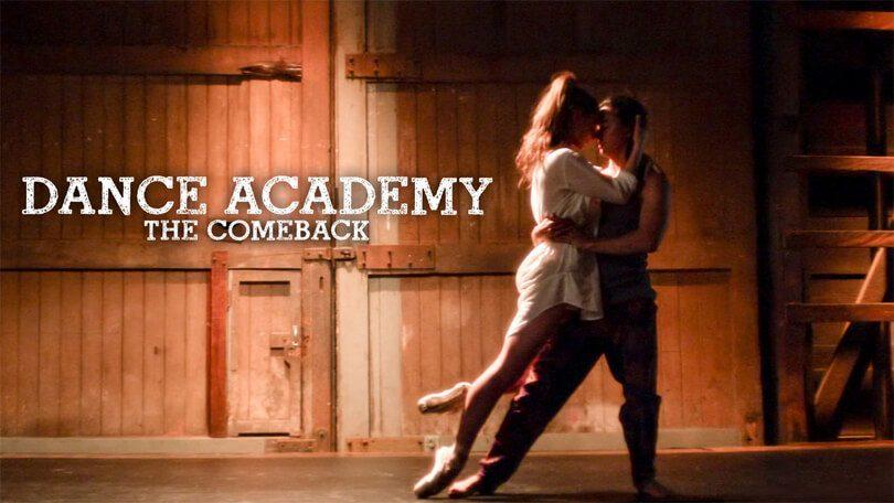 Dance ACademy Netflix