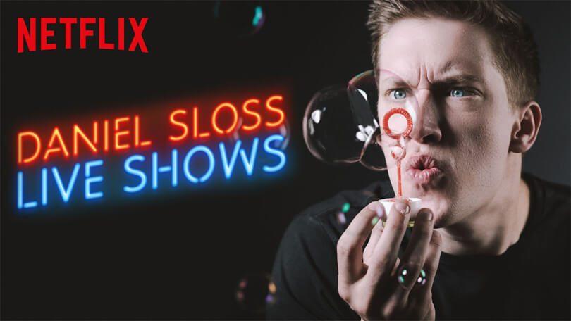 Daniel Sloss Netflix