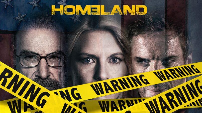 Homeland verwijderd Netflix