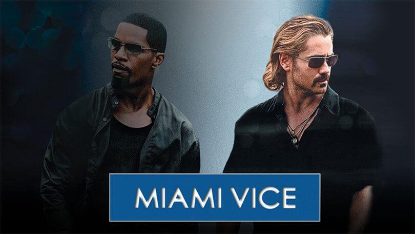 Miami Vice Netflix