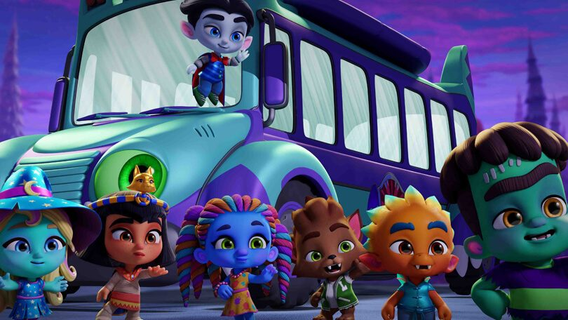 Super Monsters Monsters Party