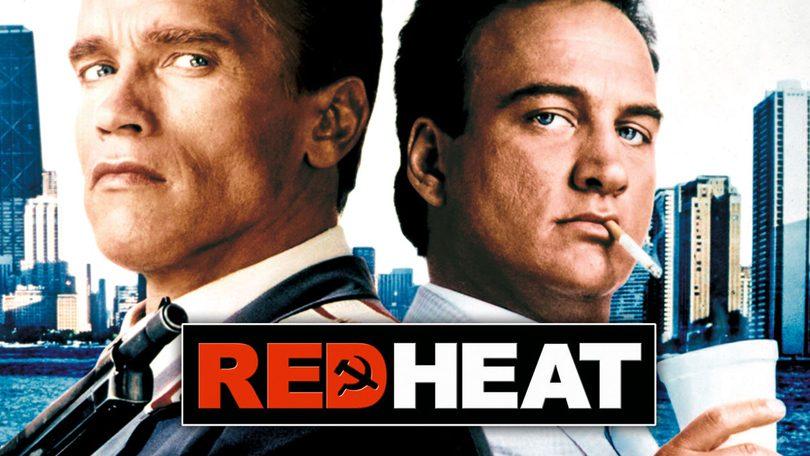 Red Heat Netflix