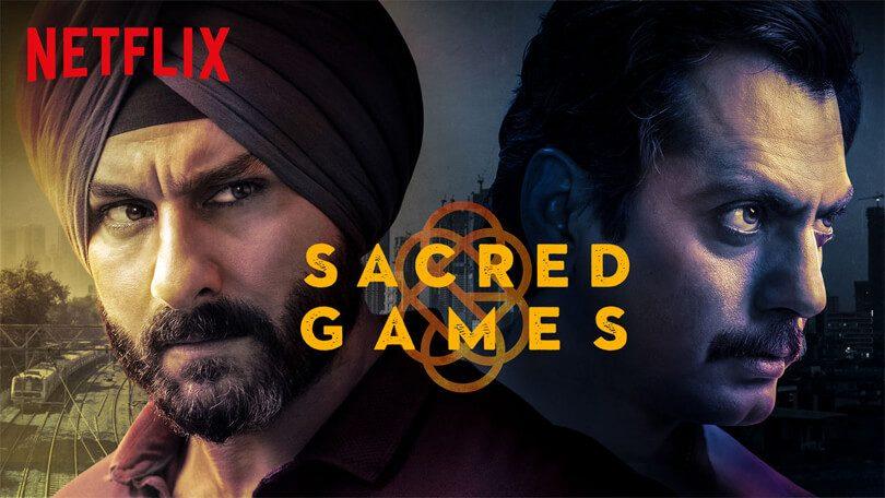 Sacred Games seizoen 2 Netflix
