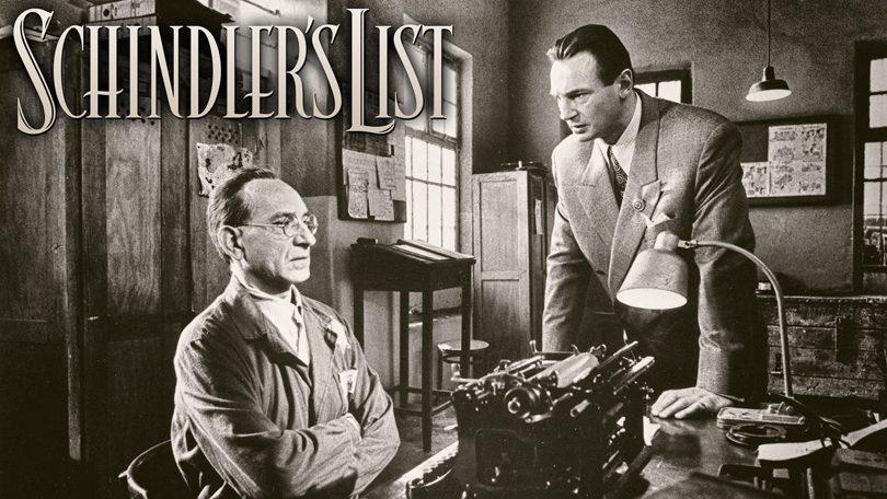 Schindler's List Netflix