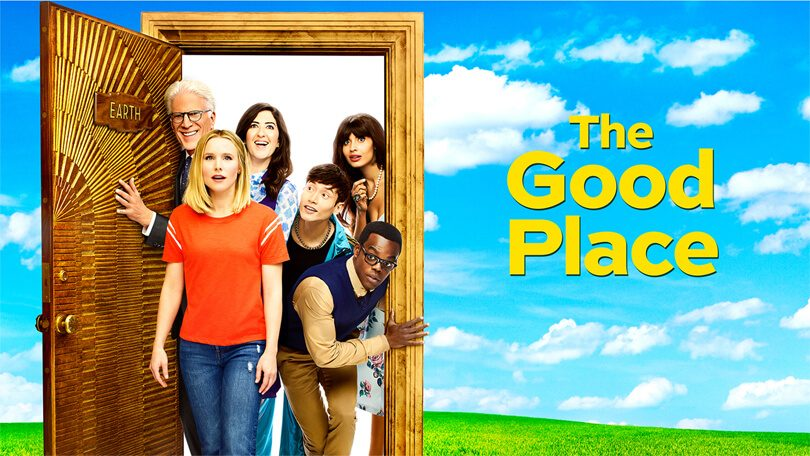 The Good Place seizoen 3 Netflix