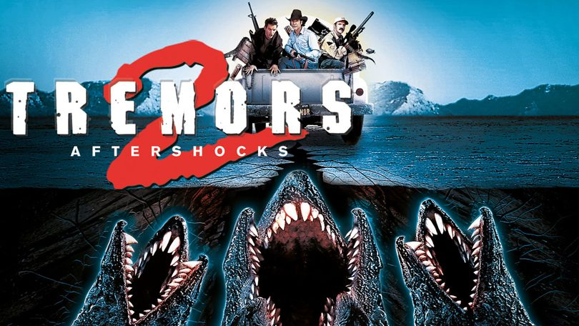 Tremors 2 Aftershocks Netflix