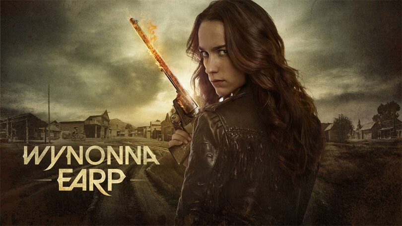 Wynonna Earp Netflix NL
