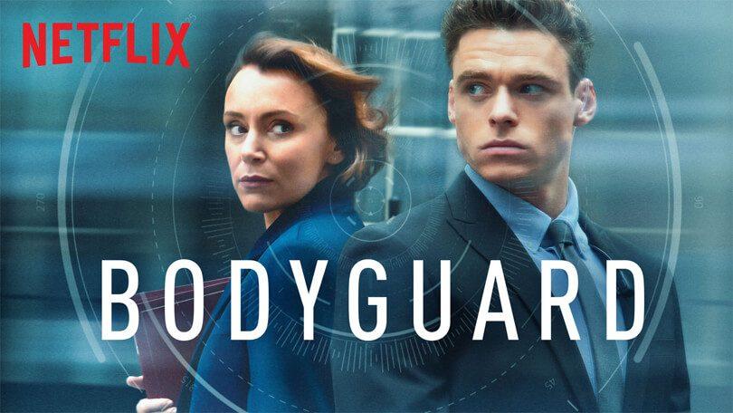 Bodyguard serie op Netflix