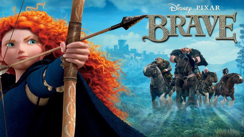 Brave Netflix Disney