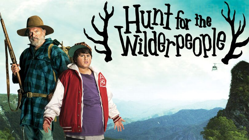 Hunt for the Wilderpeople Netflix