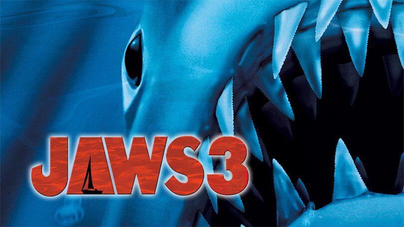 Jaws 3 Netflix