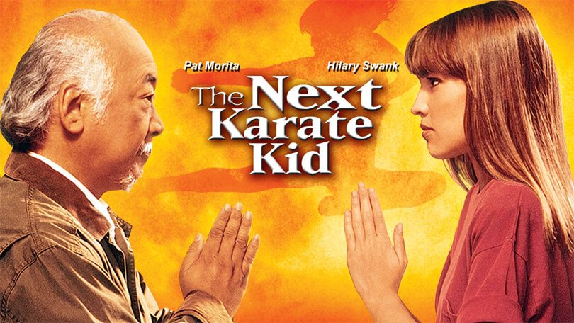 Next Karate Kid Netflix