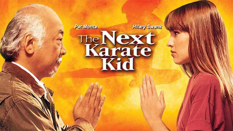 Next Karate Kid Netflix