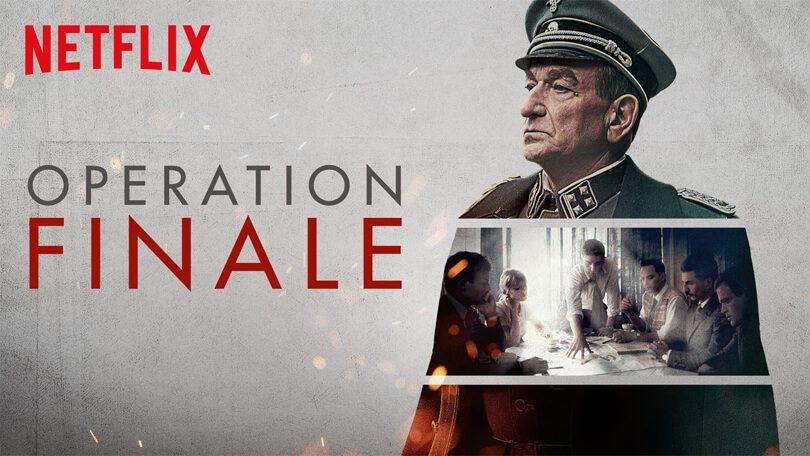 Operation Finale op Netflix