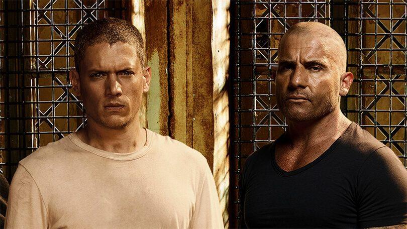 Prison Break seizoen 5 op Netflix