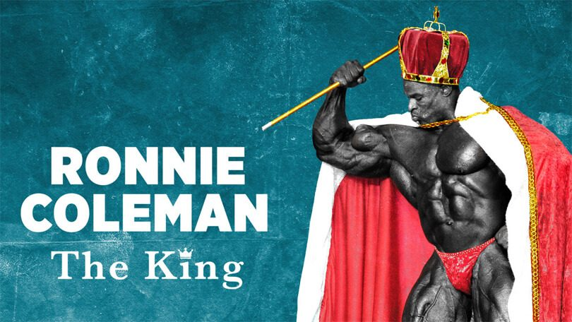 Ronnie Coleman The King Netflix