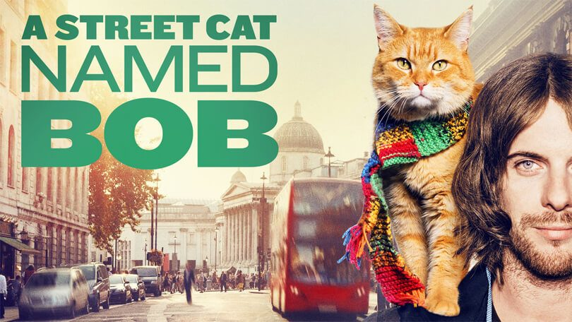 A Street Cat Named Bob Netflix