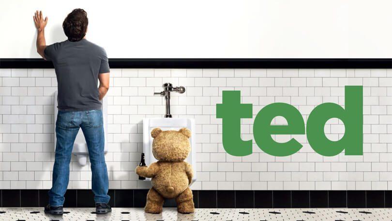 Ted op Netflix