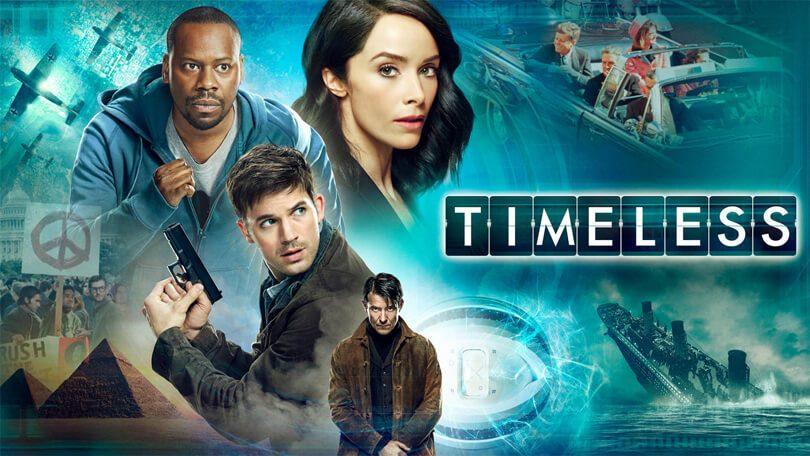 Timeless Netflix (1)
