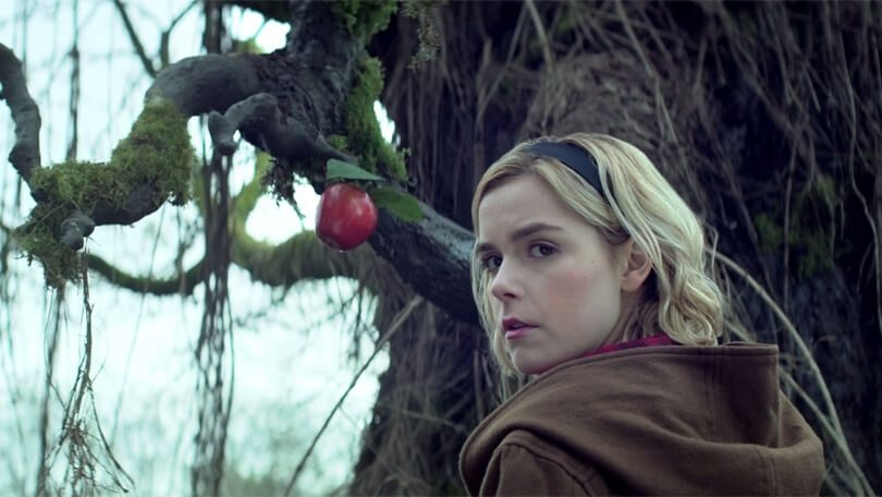 Trailer Chilling Adventures of Sabrina Netflix
