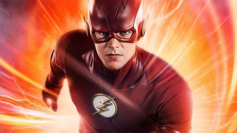 Uitzendschema The Flash seizoen 5 Netflix