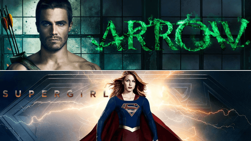 Arrow seizoen 7 Supergirl seizoen 4 Netflix