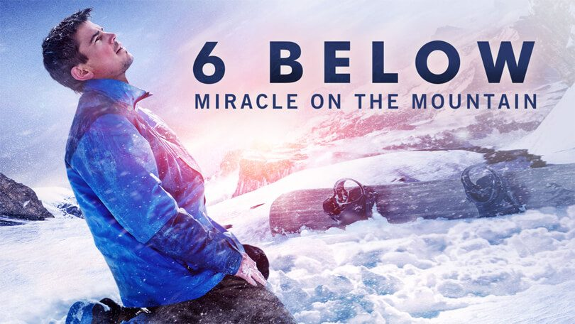 6 Below; Miracle on the Mountain Netflix