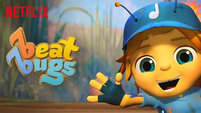 Beat Bugs Netflix seizoen 3