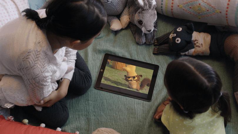 Familie films algemeen animatie Netflix