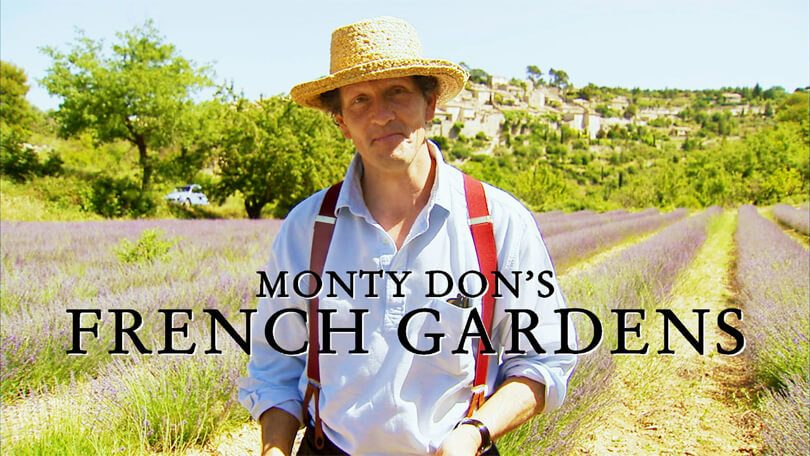 French Gardens Monty Don