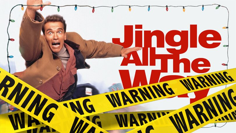 Jingle All The Way Verwijderd Netflix kerstfilm